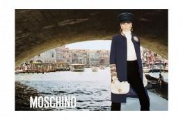 Moschino Campaign fall 2011 Venice 2