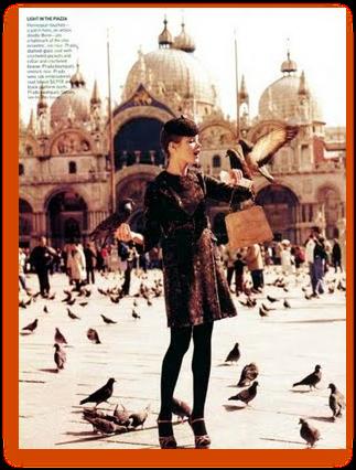 That's amore vogue usa 2005 piazza san marco venezia
