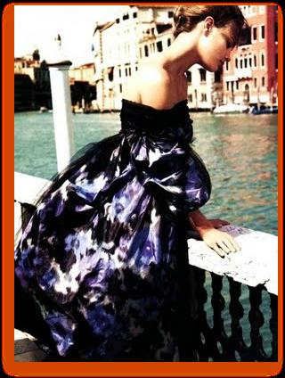 That's amore vogue usa luglio 2005 balcone venezia