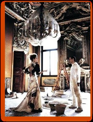 That's amore vogue usa luglio 2005 interno veneziano