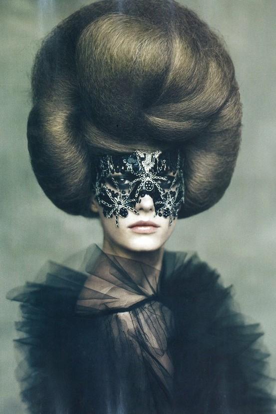 mask hair