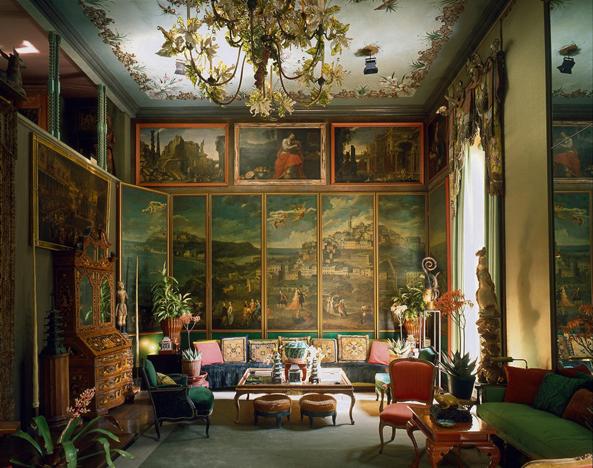 salone  Palazzo Brandolini Venezia