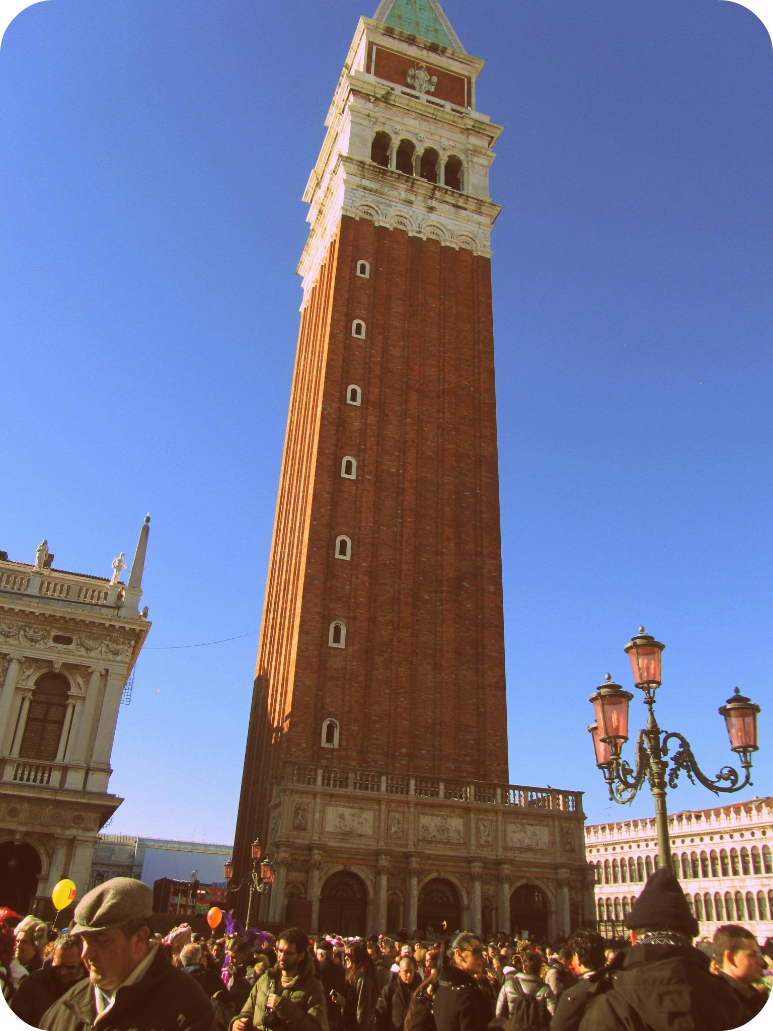 Piazza San Marco Carnevale 2013 PopupVenice