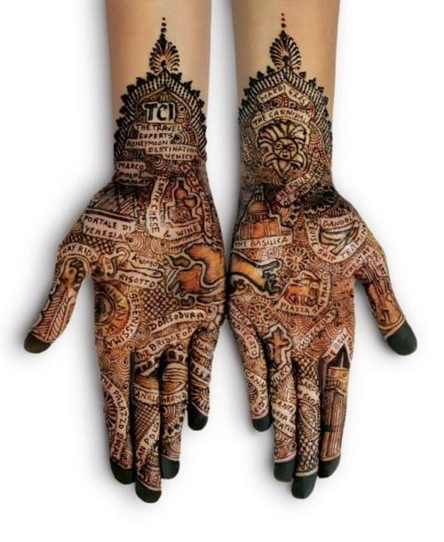 mani venezia