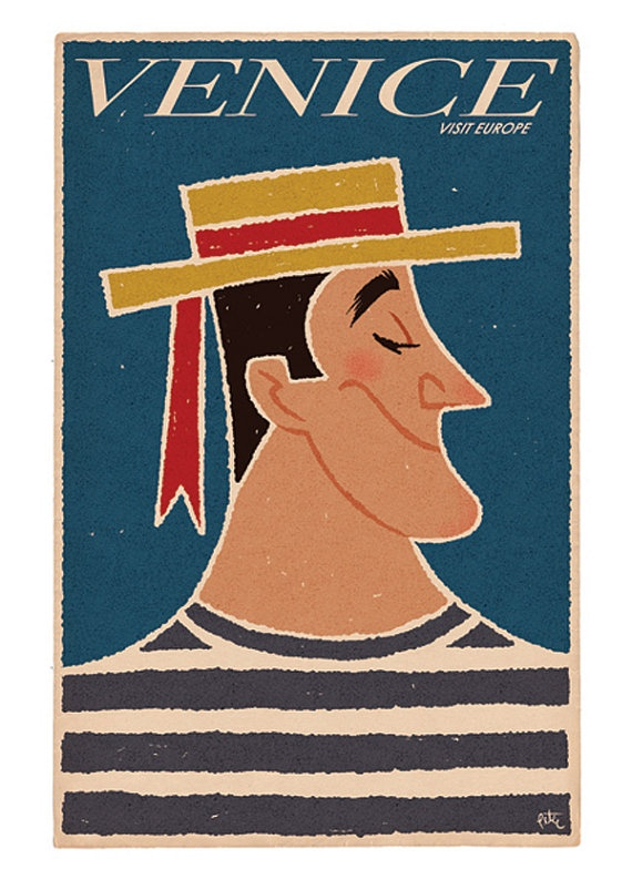 vintage italian posters - 570×794