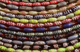 Venetian Fancy Feather Beads