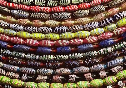 Venetian Fancy Feather Beads