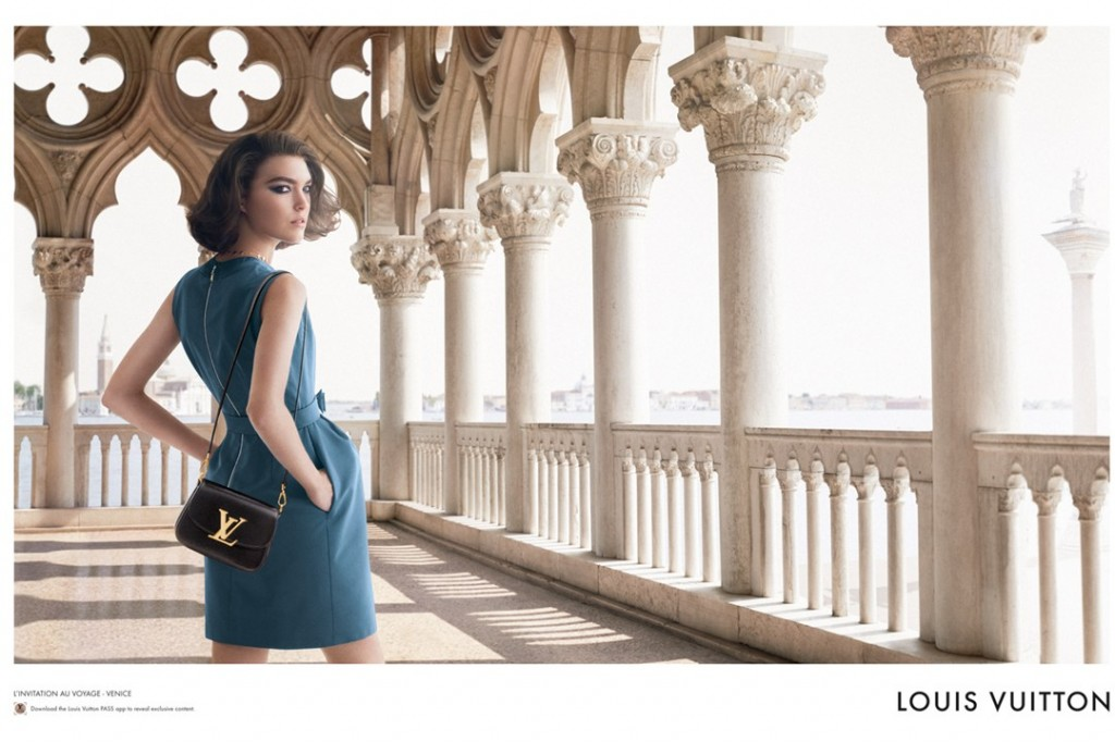 Louis-Vuitton L'invitation au voyage 2013 campaign