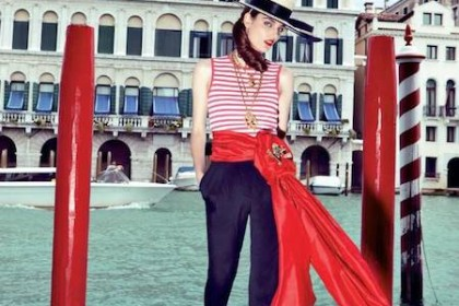 My Fascination With Venice Vogue Japan Feb 2014