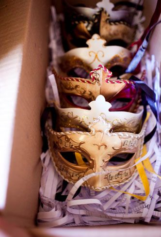 Box of masks
