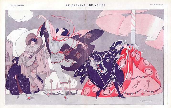 umberto-brunelleschi-1913-venice-carnival-costume-disguise-masquerade-ball