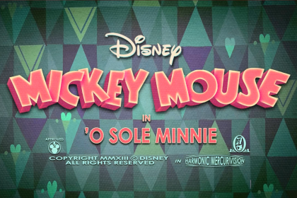 OSoleMinnie Mickey Mouse Cartoon