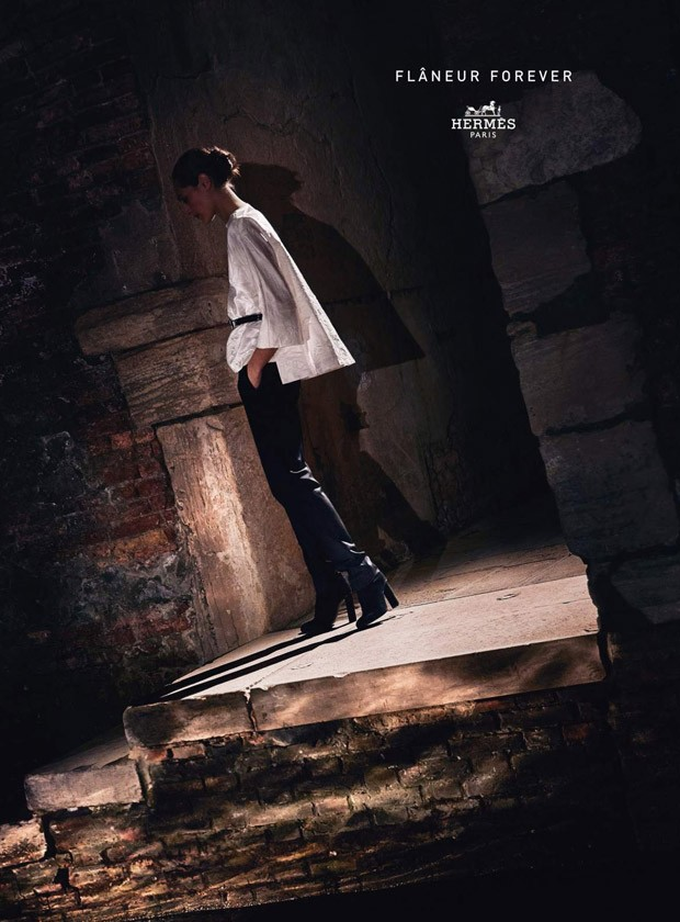 Hermes AW 2015_2016 Venice Campaign