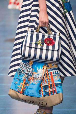 Borse Dolce e Gabbana SS2016