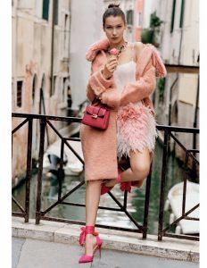 Bella-Hadid-Elle Italy Ottobre 2017 Venezia